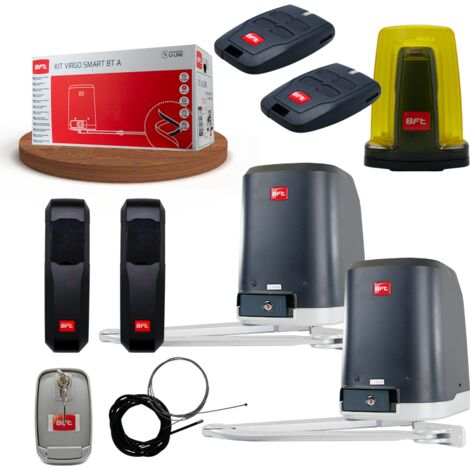 Kit complet Amico - Motorisation portail battant 1,8 m - Came