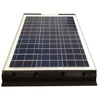 Kit complet de fixation solaire pour camping-car ABS 53cm