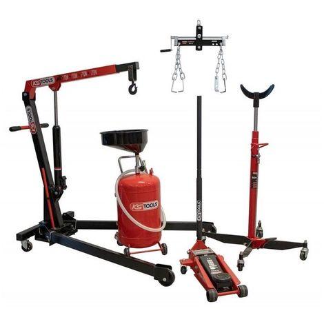 Kit complet équipement de garage