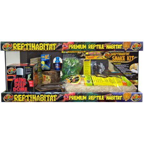 Kit complet pour débutants Serpent Reptihab