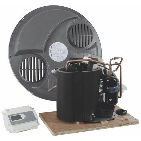 Kit compresseur vertical & régulation & capot - ATLANTIC : 029451
