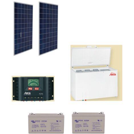 KIT congelateur solaire 166 Litres Steca