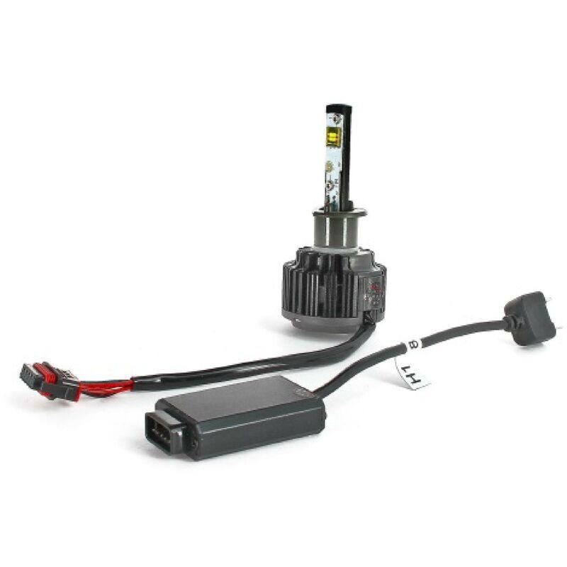 Kit Conversion LED - 2 ampoules H11 - 1224V - 30W - 6000K