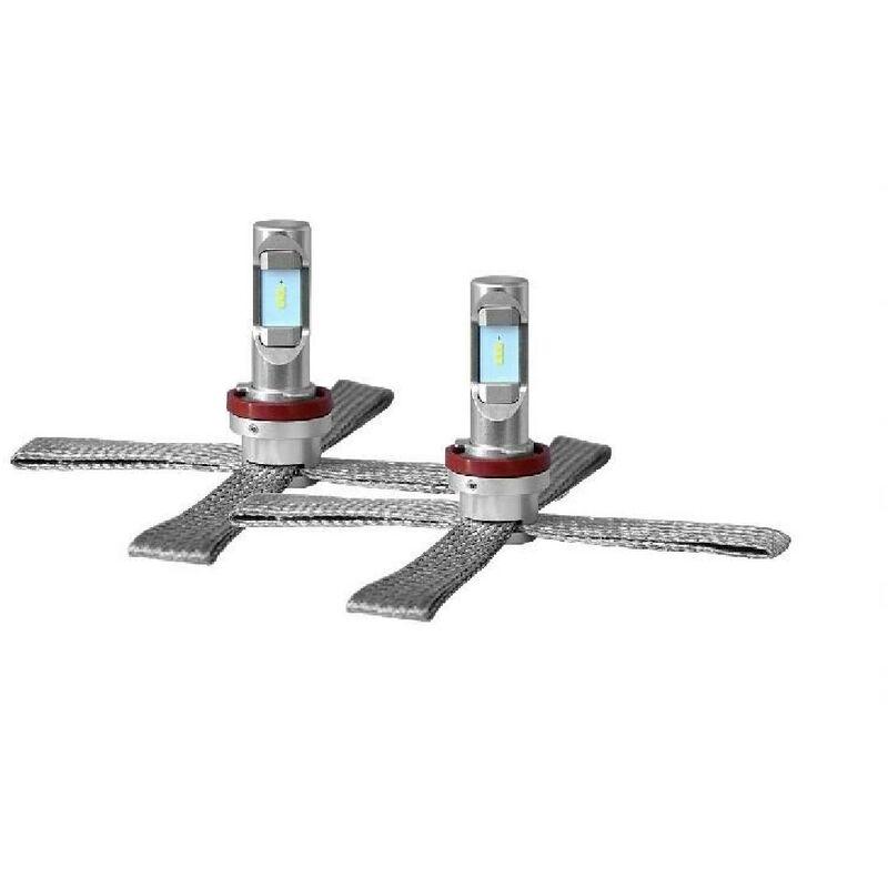 Kit Conversion LED 2 ampoules H8 H9 H11 6000K G5XSP
