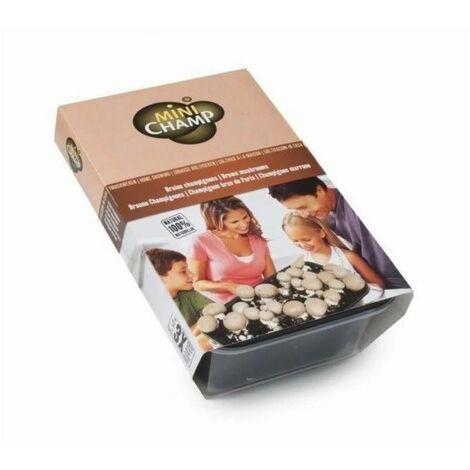 Kit culture champignons bruns Minichamp 3 litres