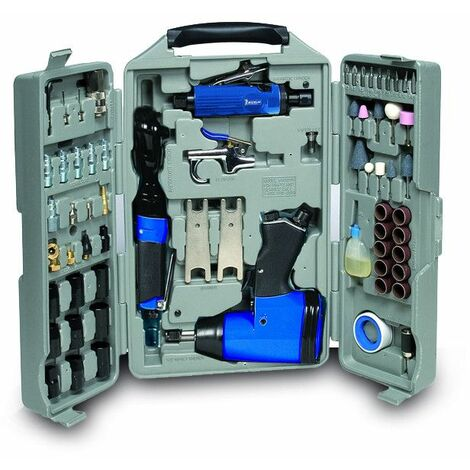 Kit d' outils pneumatique Michelin 66 pièces