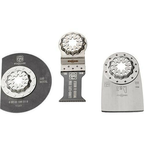 Kit d'accessoires FEIN 3 pieces Combo Starlock