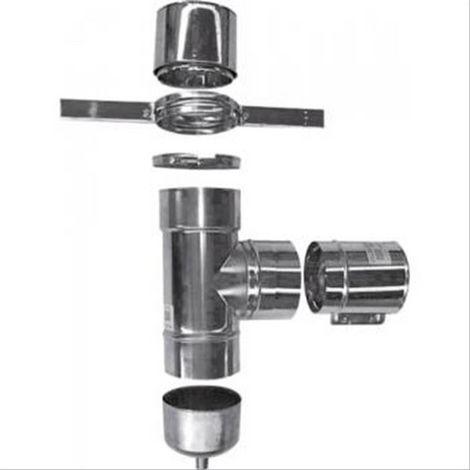 Kit d'accessoires Inox 304 pour Diam125-131
