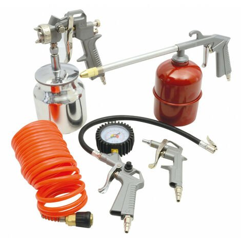 kit d'accessoires pneumatiques 5 pièces - RONDY