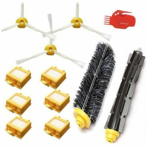 Kit d'accessoires pour Irobot Roomba 700 760 770 780 790 Kit d'aspirateur