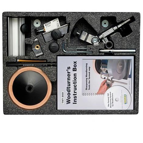 Kit d'accessoires pour tourneur sur bois - Tormek - TNT-708 - -
