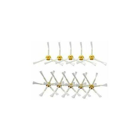 Kit d'accessoires Side brosse pour aspirateur iRobot Roomba 500-600-700 Series 530 540 550 560 570 580 650 680 760 770 780