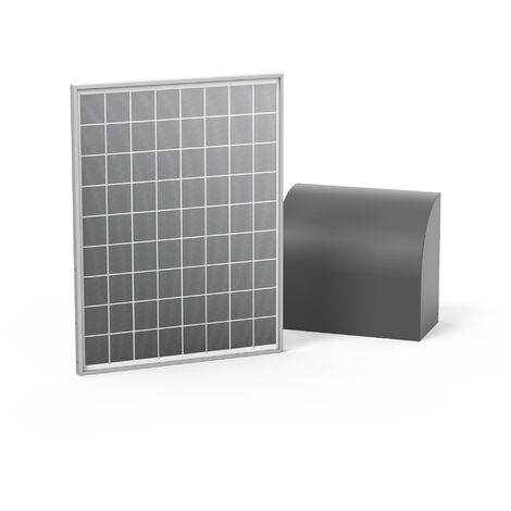 Kit d'alimentation solaire 12V et 24V -