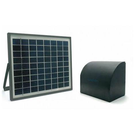 Kit d'alimentation solaire pour motorisation 12V