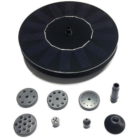 kit d 39 arrosage de pompe de piscine nergie solaire h22471. Black Bedroom Furniture Sets. Home Design Ideas