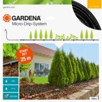 Kit d'arrosage goutte-à-goutte pour 25 m de plantes