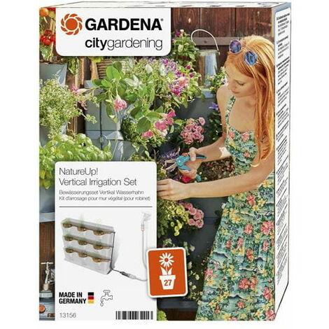 Kit d'arrosage pour mur végétal de 9 modules