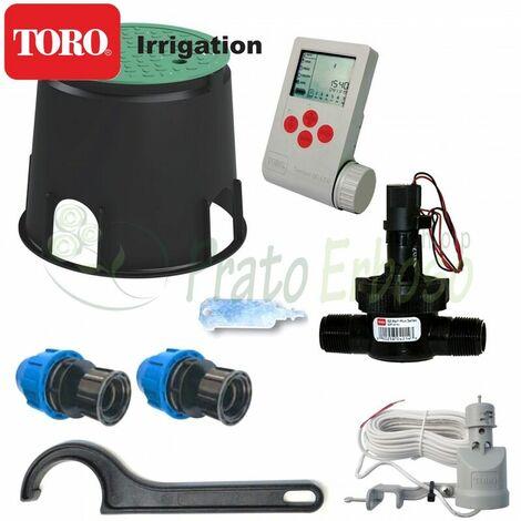 Kit d'arrosage Toro 1 zone 9V