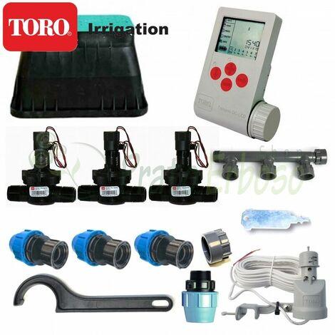 Kit d'arrosage Toro 3 zone