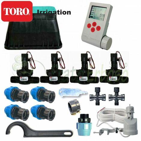 Kit d'arrosage Toro 4 zones