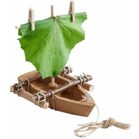 Kit d'assemblage bateau en liège