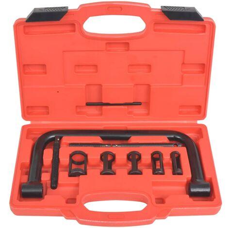 Kit de 10 outils de compresseur de ressort à valve