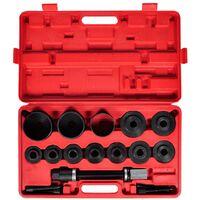 Kit de 20-pedazo herramienta de cojinete de rueda