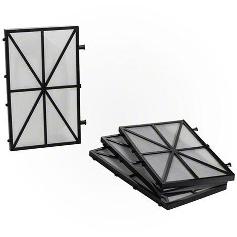 """main image of """"kit de 4 cartuchos de resorte de 100 micras para robot supremo m4 y m5 - 9991433-assy - dolphin -"""""""