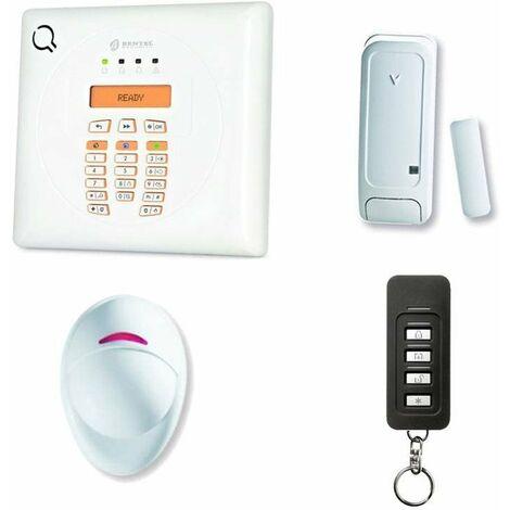 Kit de alarma de Bentel Wireless a través de la Radio con una central de 30-zona de BW30-K