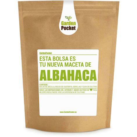 Kit de Albahaca - Garden Pocket -