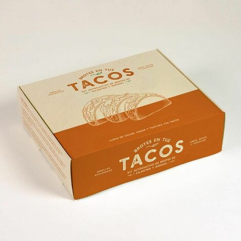 Kit de Autocultivo Brotes Tacos