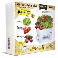 Kit De Autocultivo Seed Box Huerta Eco