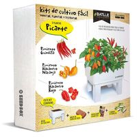 Kit De Autocultivo Seed Box Picantes