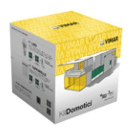 kit de automatización del hogar Vimar gestión de la luz de la serie Plana 0K14526