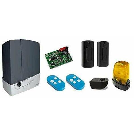 Kit de automatización para puertas corredizas BXV CAME CONNECT 600Kg 24V 8K01MS-004 BXV06AGS