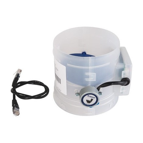 Kit de bouches d'extraction VMC Healthbox® Hygro RENSON ARGENTA VENTILATION