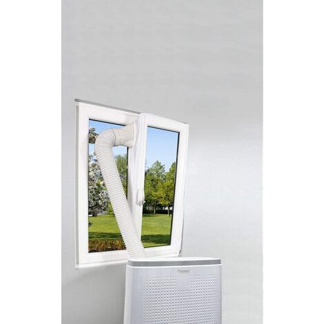 kit de calfeutrage fenêtre universel pour climatiseur mobile - aackit - bestron