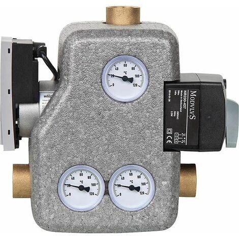 """Kit de chargement de combustibles Easysflow MCCS, DN32 11/4"""", servomoteur 3 points+Wilo Yonos Para RS/7-RKC"""