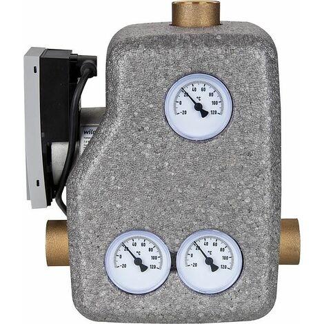 Kit de chargement Easyflow MCCS, DN25 (1°) femelle, 45°C, pompe HE Wilo Yonos Para 25/7-RKC