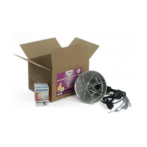 Kit de chauffage complet pour poussin - Plume & Compagnie