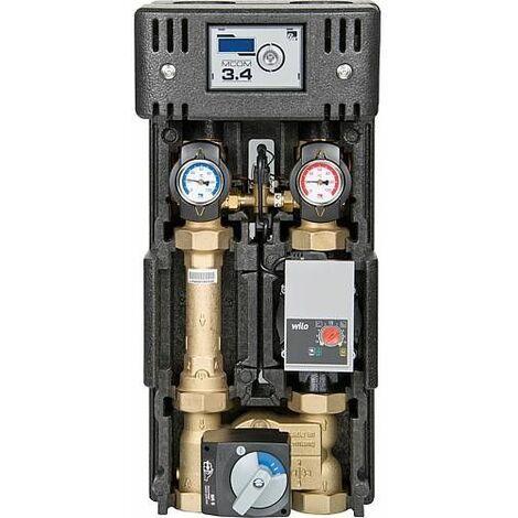 kit de circuit de chauffe HeatBloC MC Typ MC44, vanne 3 voie avec By-pass 0-50%