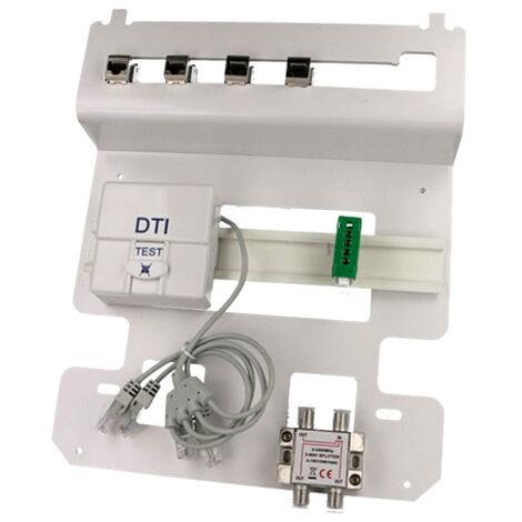 """main image of """"Kit de communication grade 3 pour bac d'encastrement avec DTI"""""""