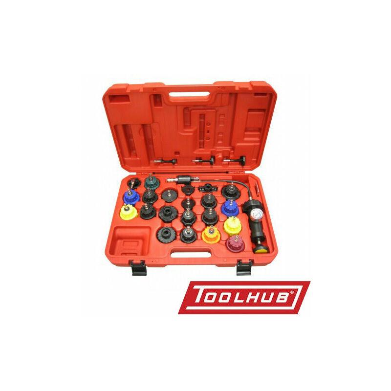 Jomafa - kit de comprobar circuito de refrigeracion 25 PIEZAS
