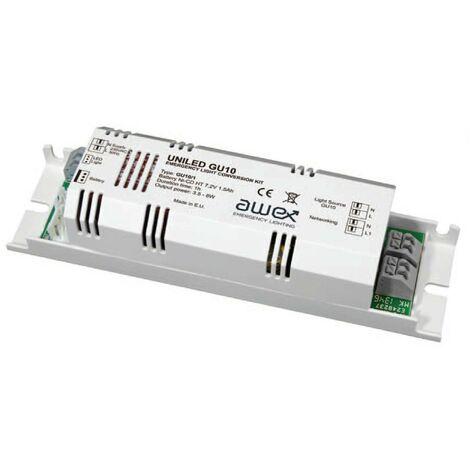 Kit de conversión a luz de emergencia para LED 1-9W