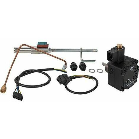 Kit de conversion rechauffeur fuel, E02AL-MH, EK02L-NH