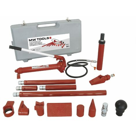 Kit de débosselage hydraulique 10T MW-Tools CATM10CLIP