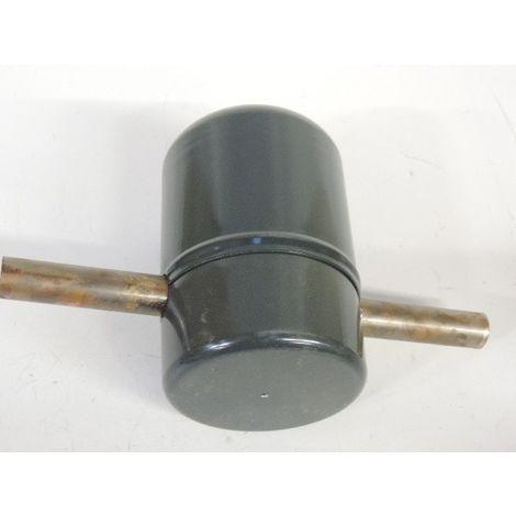 Kit de dégazage manuel pour circuit de liquide caloporteur de capteur solaire EMAT 5000-202