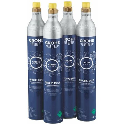 Kit de démarrage bouteilles de CO2 Grohe Blue 40422000 | Cartouche
