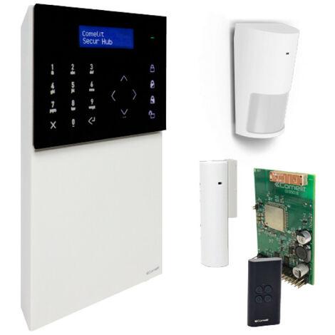 kit de detección de intrusión inalámbrica Comelit SECUR HUB 2G KSW3220L