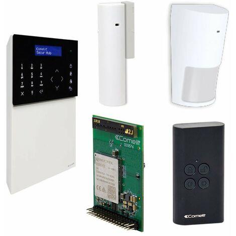 kit de détection d'intrusion sans fil Comelit SÉCUR HUB 3G KSW3231L